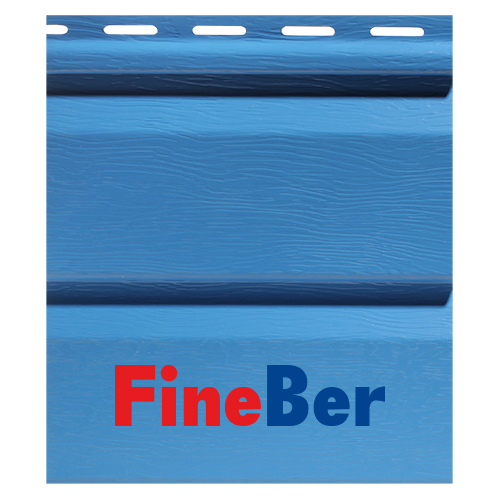 Сайдинг FineBer Extra Color Синий